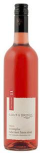 Southbrook Triomphe Organic Cabernet Franc Rosé 2011, VQA Niagara Peninsula Bottle