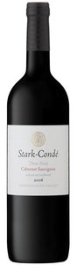 Stark Condé Three Pines Cabernet Sauvignon 2008, Jonkershoek Valley Bottle