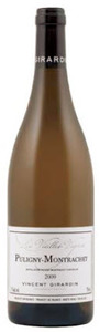 Vincent Girardin Les Vieilles Vignes Puligny Montrachet 2009 Bottle