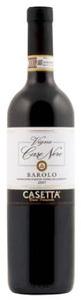 Casetta Vigna Case Nere Barolo 2007, Docg Bottle