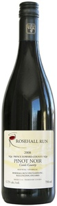 Rosehall Run Pinot Noir 2007 Bottle