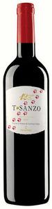 Rodriguez Sanzo T Sanzo Tempranillo 2007, Vino De La Tierra De Castilla Y León Bottle
