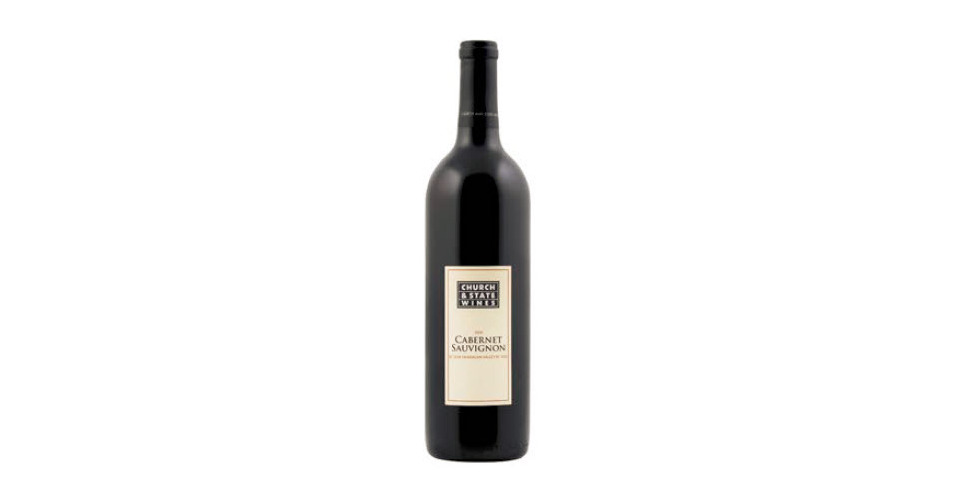 Church Amp State Cabernet Sauvignon 2009 Expert Wine Ratings And Wine Reviews By Winealign