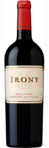 Irony Cabernet Sauvignon 2009, Napa Valley Bottle