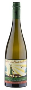Ladies Who Shoot Their Lunch Wild Ferment Chardonnay 2011, Strathbogie Ranges, Victoria Bottle