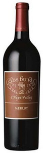 Clos Du Val Zinfandel 2010, Napa Valley Bottle