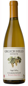 Grgich Hills Chardonnay 2009, Napa Valley Bottle