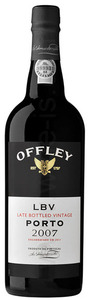 Offley Late Bottled Vintage Port 2007, Doc Douro Bottle