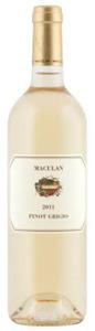 Maculan Pinot Grigio 2011, Igt Veneto Bottle