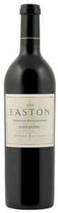 Easton Zinfandel 2000, Amador County Bottle
