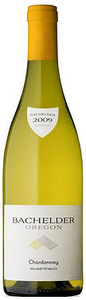 Bachelder Oregon Chardonnay 2010, Willamette Valley Bottle