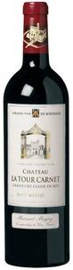 Château La Tour Carnet 2001, Ac Haut Médoc, 4e Cru Bottle