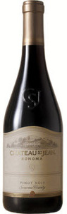 Chateau St. Jean Sonoma Pinot Noir 2009, Sonoma County Bottle