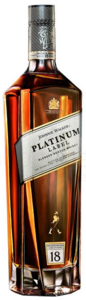 Johnnie Walker Platinum Label Private Blend 18 Years Bottle