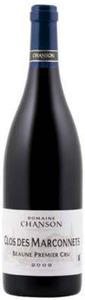 Domaine Chanson Beaune Clos Des Marconnets 1er Cru 2009, Ac Bottle