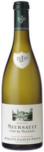 Domaine Jacques Prieur Meursault Clos De Mazeray 2007 Bottle