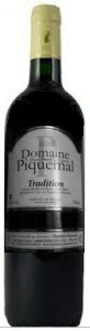 Domaine Piquemal Tradition 2009, Ac Côtes Du Roussillon, Unfiltered Bottle