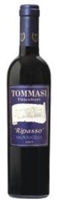 Tommasi Ripasso Valpolicella Classico Superiore 2009, Doc (375ml) Bottle