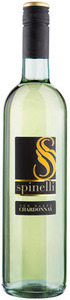 Spinelli Quartana Chardonnay Terre Di Chieti 2008, Central Bottle