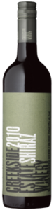 Creekside Shiraz 2010, Niagara Peninsula  Bottle