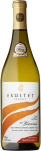 Exultet Estates 'the Blessed' Chardonnay 2010, VQA Prince Edward County Bottle
