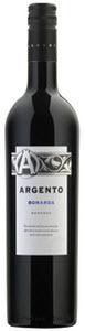 Argento Bonarda 2011, Mendoza Bottle