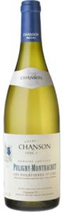 Chanson Père & Fils Puligny Montrachet Les Folatières Premier Cru Bottle