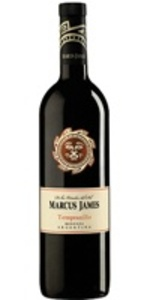 Marcus James Tempranillo 2011 2011 Bottle