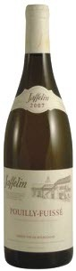Jaffelin Pouilly Fuisse 2009 Bottle