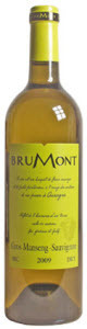 Brumont Gros Manseng Sauvignon 2011, Cote De Gascogne Bottle