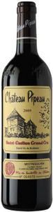 Château Pipeau 2009, Ac St émilion Grand Cru Bottle