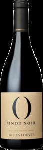 Gilles Louvet O Pinot Noir 2010, Vin De Pays D'oc Bottle