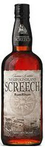 Newfoundland Screech Rum Bottle