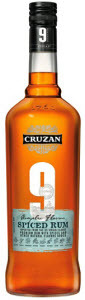 Cruzan Spiced Rum #9, Us Virgin Islands Bottle