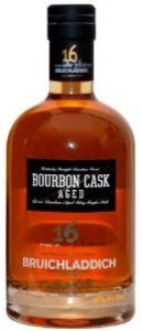 Bruichladdich 16 Year Old Bourbon Cask (700ml) Bottle