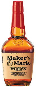 Maker's Mark Kentucky Bourbon Bottle