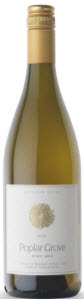 Poplar Grove Pinot Gris 2011, BC VQA Okanagan Valley Bottle