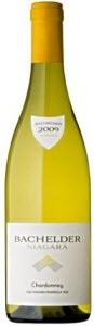 Bachelder Niagara Chardonnay 2010, VQA Niagara Peninsula Bottle