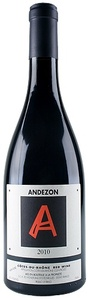 Andezon Cotes Du Rhone 2010 Bottle