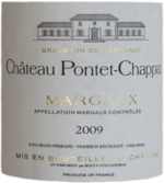 2009 Chateau Pontet Chappaz 2009 Bottle