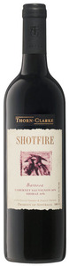 Thorn Clarke Shotfire Cabernet Sauvignon/Shiraz 2010, Barossa, South Australia Bottle