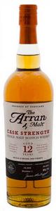 The Arran Malt 12 Year Old Cask Strength Arran Single Malt (700ml) Bottle