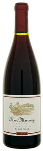 Macmurray Ranch Pinot Noir 2009, Central Coast Bottle