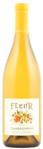 Fleur Chardonnay 2010, North Coast Bottle