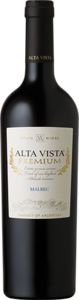 Alta Vista Premium Estate Malbec 2010 Bottle
