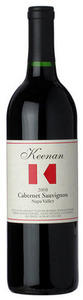 Keenan Cabernet Sauvignon 2008, Napa Valley Bottle