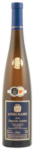 Werner Anselmann Edesheimer Rosengarten Siegerrebe Spätlese 2011, Prädikatswein Bottle