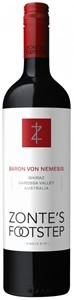 Zonte's Footstep Baron Von Nemesis Single Site Shiraz 2009, Barossa Valley, South Australia Bottle
