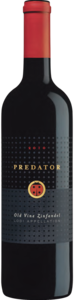 Predator Old Vine Zinfandel 2011, Lodi Bottle