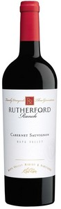 Rutherford Ranch Cabernet Sauvignon 2010, Napa Valley Bottle